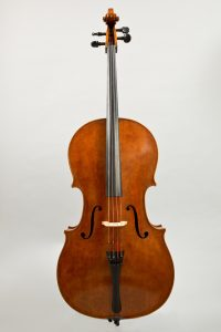 Ruppert Design Cello (2018)