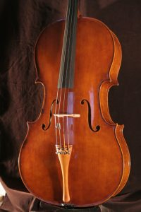 Stradivari Model Cello